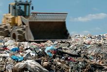 Asbestos waste refuse centres - AMAA