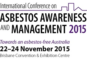 2015 Asbestos Awareness and Management conference