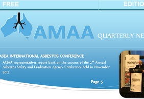 AMAA Quarterly Newsletter