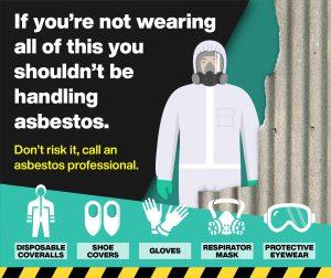 Asbestos Safety Equipments