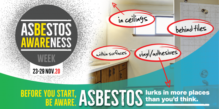 Asbestos Bathroom