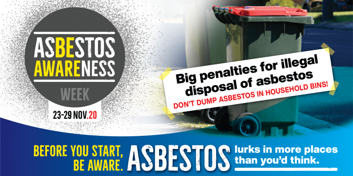Asbestos Disposal Penalty